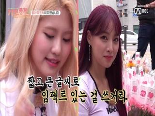[5회] 플라워 트럭이 피었습니다! ♥ (feat. 미대 언니 오로라)