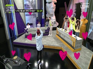3연속 정답에 하트 폭발♥♥♥ 사랑의 스튜디오로 변해버린 니알내아V2