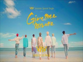 Give me more (Feat. De La Ghetto & Play-N-Skillz) (MV Teaser 1)