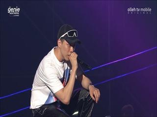 [지니뮤직 페스티벌 2019] 'BewhY (비와이) - Day Day' 공연 영상