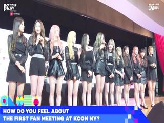 [#KCON19NY] #KCONMnG #IZONE