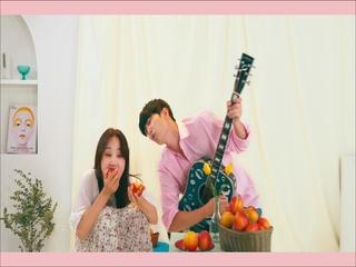 복숭아 (Feat. 헨리)