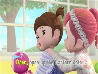 콩순이 놀이동요 (Open Up the Gate)