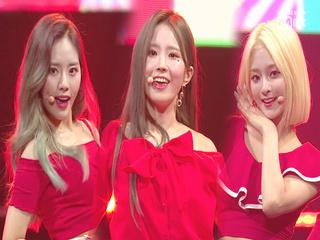 프로미스나인(fromis_9) - 빨간 맛(Red Flavor)|KCON 2019 NY × M COUNTDOWN