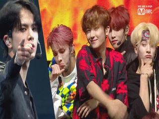 더보이즈(THE BOYZ) - 불타오르네(FIRE)|KCON 2019 NY × M COUNTDOWN