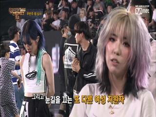 [1회] 대세 여성 래퍼들의 등장 스월비 & 윤훼이 @1차 예선