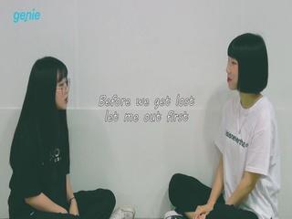 ['Khalid - Talk' 커버 콘테스트] '강지아 & 김단비' 커버 영상