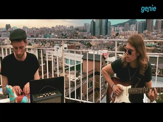 Mongooz and the Magnet - [Seoul Rooftop Session] 'Things Are Changin' (Gary Clark Jr.)' LIVE