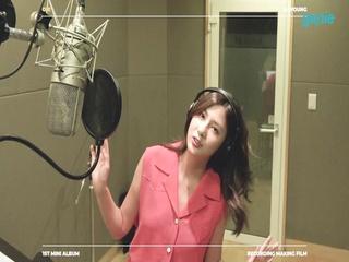 오하영 - [OH!] 녹음실 현장 메이킹 영상