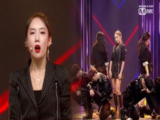 솔로 데뷔 '소영'의 '숨' 무대