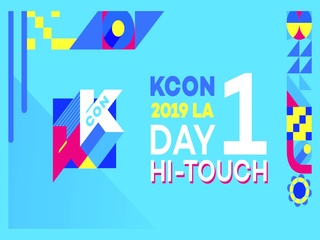 [#KCON19LA] #HI_TOUCH #DAY1