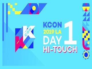 [#KCON19LA] #HI_TOUCH #DAY1