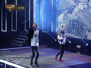 [5회] 붐뱁 그리고 급발진?! 영비 VS YUNG SOG WAVE @1대1 크루 배틀