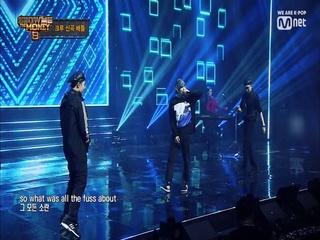 [5회] BGM-v크루 - 요란 @크루 신곡 배틀