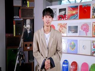 김용국 - [MONO DIARY] 발매 인사 영상