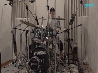 데이브레이크 (DAYBREAK) - [ROMANTIC] 드럼 녹음 영상