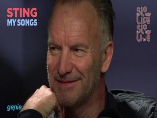 Sting - [My Songs] 인터뷰 영상