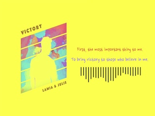 Victory (Feat. Julie)