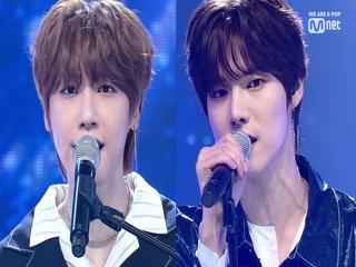 '원위'만의 밴드 퍼포먼스! '야행성' 무대