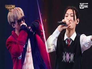 [7회] 10대들의 자존심 배틀! 릴타치 VS 서동현 @크루 디스 배틀 2R