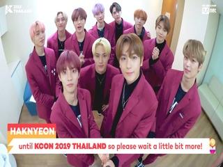 [#KCON19THAILAND] #MYKCON #THEBOYZ