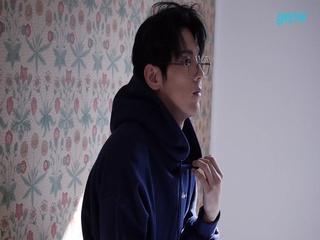 홍이삭 - [오늘도 꿈에서 그대가] 프로필 촬영 스케치 02