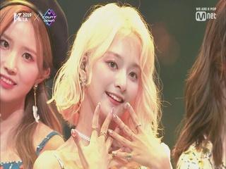 프로미스나인(fromis_9) - FUN!|KCON 2019 LA × M COUNTDOWN