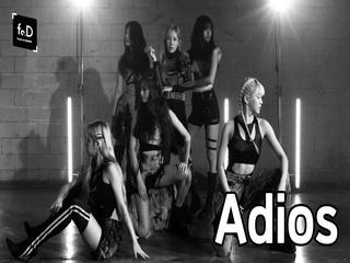 EVERGLOW (에버글로우) - Adios   Fo.D   Choreography