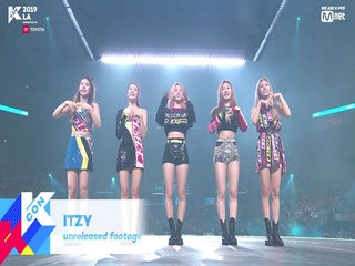 [#KCON19LA] Unreleased Footage - #ITZY
