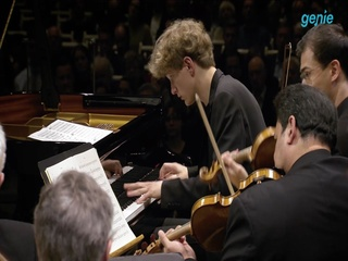 Jan Lisiecki - [Piano Concerto No.2 - 3. Rondo. Molto Allegro] Performance Video