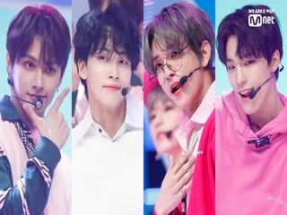 '최초공개' 말랑뽀짝귀염 '세븐틴'의 'Snap Shoot' 무대