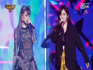 [9회] '요염한 끼쟁이의 등장' 브린 - CUPID (Feat. 박지민) @본선 8강