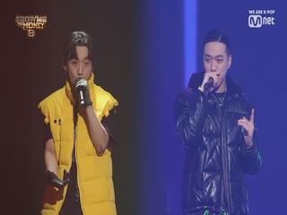 [10회] 영비 - 소년 (Feat. BewhY) @세미파이널 4강