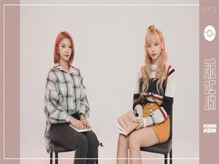 촬영 중 연기 만랩 입증한 지유 & 다미ㅋㅋㅋ   Dreamcatcher JIU & DAMI   1분 낭독 Reading the lyrics