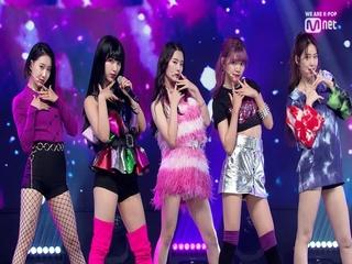 청순X섹시 '퍼플백'의 'Dream Line' 무대