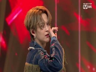 솔로 비상 '하민우'의 'Let Me Love U (Feat. 이영지)' 무대