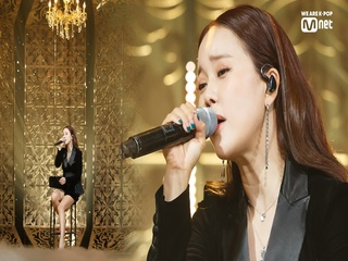 '최초공개' 발라드 여왕 '백지영'의 '우리가' 무대
