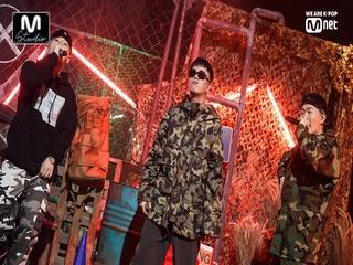 'STUDIO M' 힙합 스웨그 '리듬파워'의 '예비군' 무대