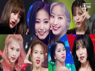 '1위' 예옆예의 정석! '트와이스'의 'Feel Special' 무대