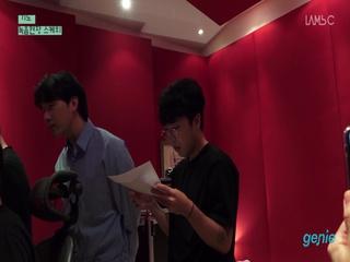 LambC (램씨) & 이민혁 & 새벽 - [기도] 녹음 현장 스케치