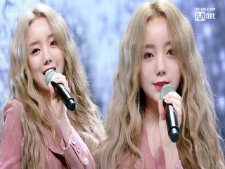 '최초공개' 성숙 매력 '케이(김지연)'의 '종이달' 무대