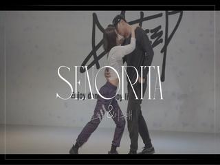 [썸로그]′Senorita′ 소리&우태 갑자기 커플댄스 안무 만들기♬ (ft. 댄서들의 일상)