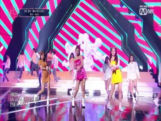 [8회] ♬ 질투 나요 BABY+T4SA+Puss - AOA @3차 경연   팬도라의 상자
