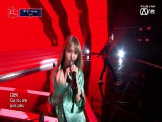 [풀버전] ♬ 질투 나요 BABY+T4SA+Puss - AOA @3차 경연