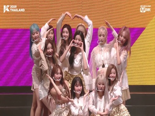 [#KCON2019THAILAND] Unreleased Footage - #IZONE