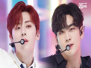 '최초공개' 청량 스위치 ON! '뉴이스트'의 'LOVE ME' 무대