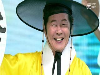 트로트 대부 '태진아'의 '김선달' 무대