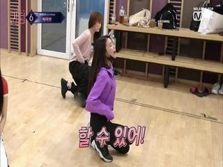 [최종회] '무대에 대한 절실함' 무릎의 고통도 잊은 채 계속되는 연습!