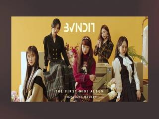 1st Mini Album 'BE!' (Highlight Medley)