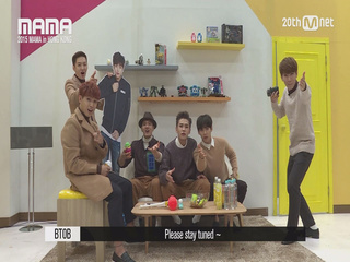 [2015 MAMA STAR COUNTDOWN D-28 by BTOB]